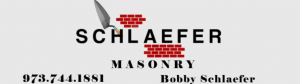 Masonry Contractor, Masonry Contractors, Schlaefer Masonry Contractor 328 Orange Road Montclair NJ, 07042 973-744-1881